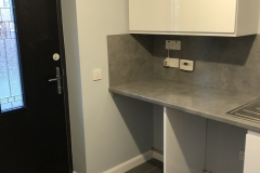 Fodderty utility room