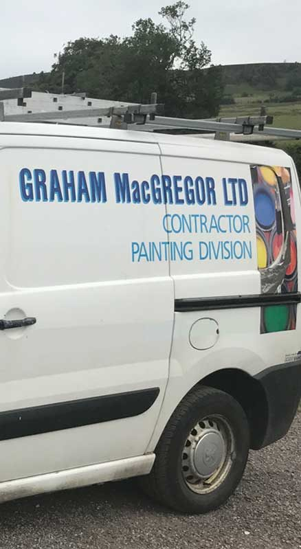 Graham MacGregor Joinery Painting Division 1